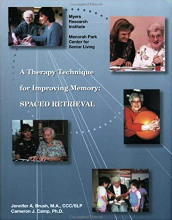 A Therapy Technique for Improving Memory: Spaced Retrieval