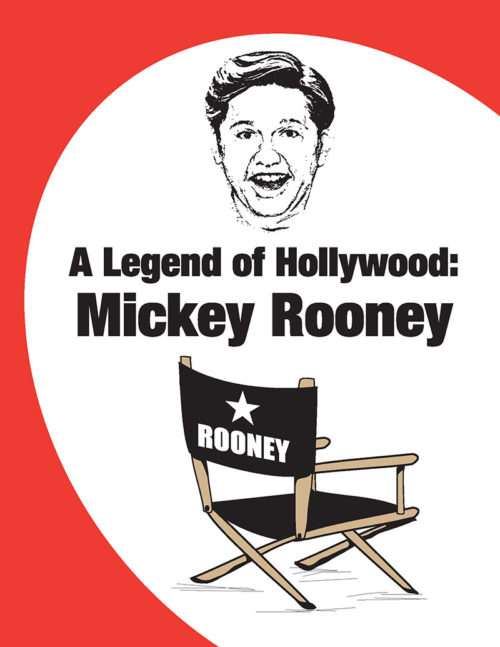 Legend of Hollywood: Mickey Rooney