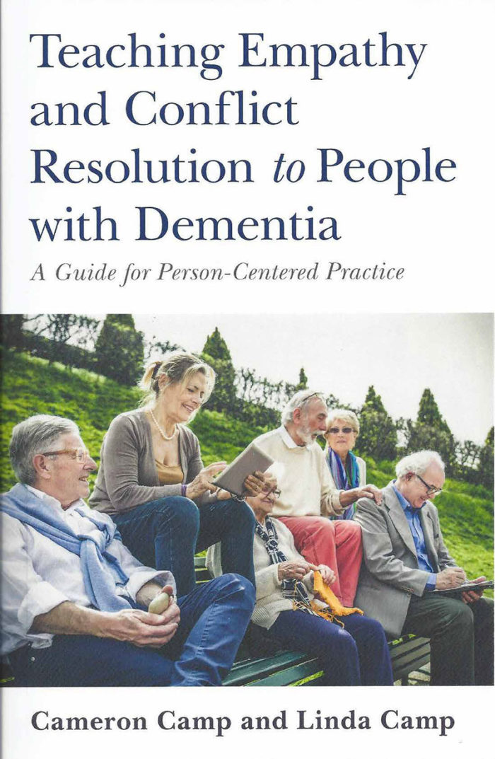 Teaching Empathy and Conflict Resolution to People with Dementia