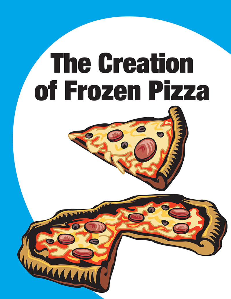 The Creation of Frozen Pizza
