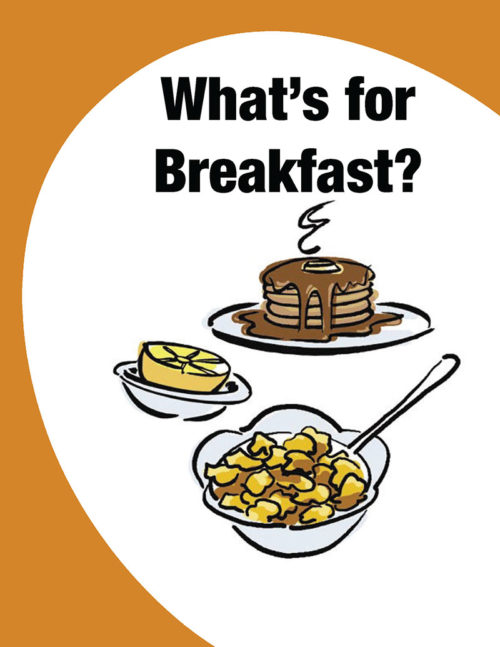 What's for Breakfast?