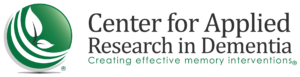 Center for Applied Research in Dementia Logo
