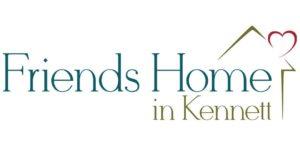 Friends Home in Kennett logo