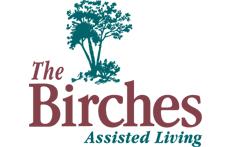 The Birches logo