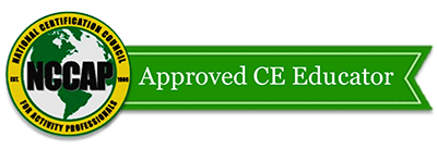 NCCAP Approved CE Educator